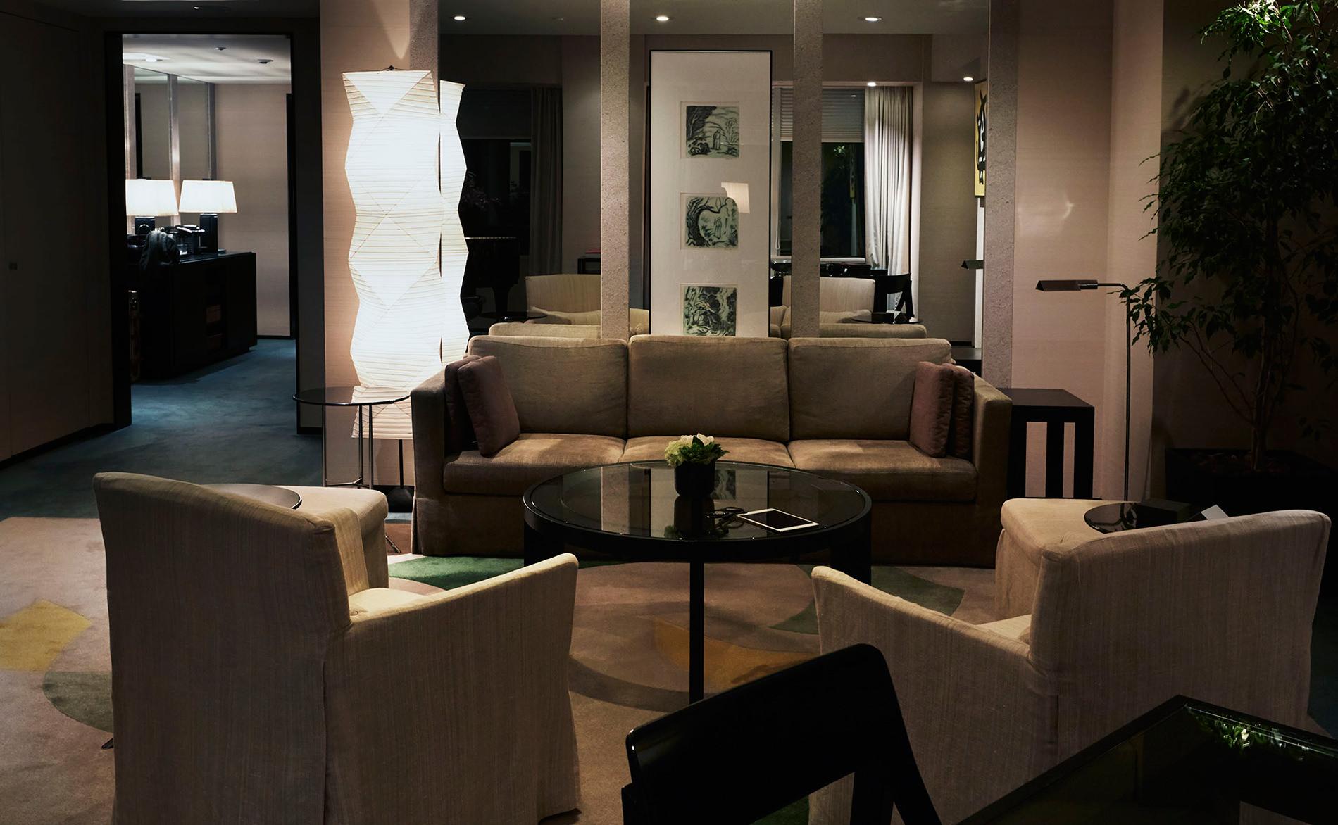 Governor S Suite Suite Rooms Park Hyatt Tokyo